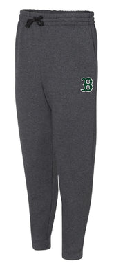 BONNEVILLE HS – Joggers Cotton Polyester (Charcoal Black Heather)