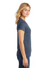 Load image into Gallery viewer, SKYLINE HS BASEBALL – Women's Perfect Tri Tee (Navy Frost)