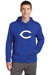 Firth High School Baseball-moisture management hoodie