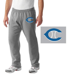 Firth HS Baseball – Sweatpants Heather Grey