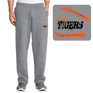 GPC90 Core Fleece Sweatpant with Pockets (Grey)
