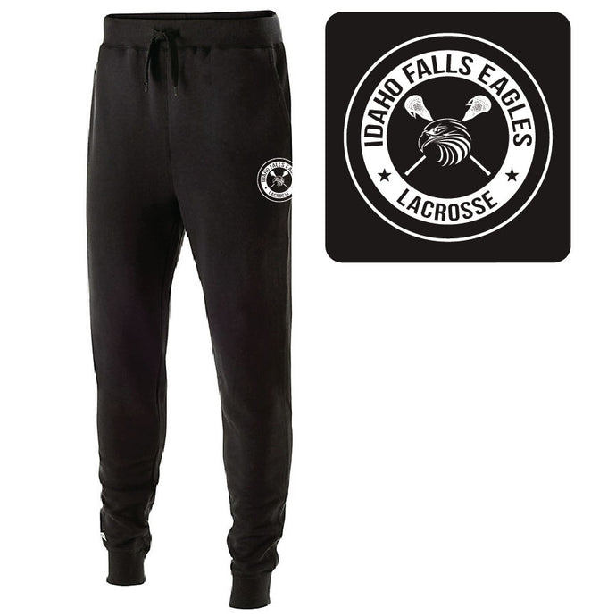 IF LAX – 60/40 Fleece Jogger Pants (black)