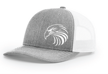 Load image into Gallery viewer, IF LAX – Richardson Classic Trucker Cap (Heather Grey/White)