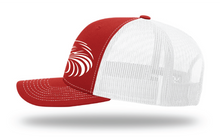 Load image into Gallery viewer, IF LAX – Richardson Classic Trucker Cap (Red/White)