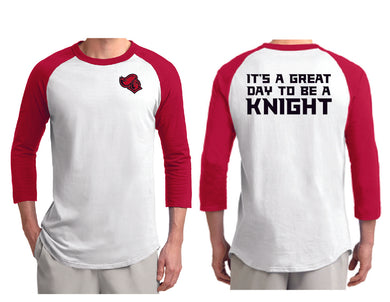 KNIGHTS Colorblock Raglan Jersey