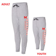 Load image into Gallery viewer, MADISON HS BASEBALL – 60/40 Fleece Jogger Pant (Athletic Heather)