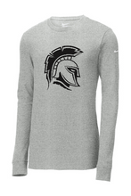 Load image into Gallery viewer, Trojans Nike Core Cotton Long Sleeve Tee