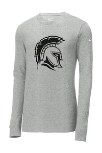 Trojans Nike Core Cotton Long Sleeve Tee