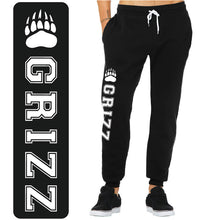 Load image into Gallery viewer, SKYLINE HS TENNIS – Unisex Jogger Sweatpants (Black)