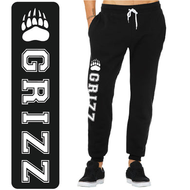 SKYLINE HS TENNIS – Unisex Jogger Sweatpants (Black)