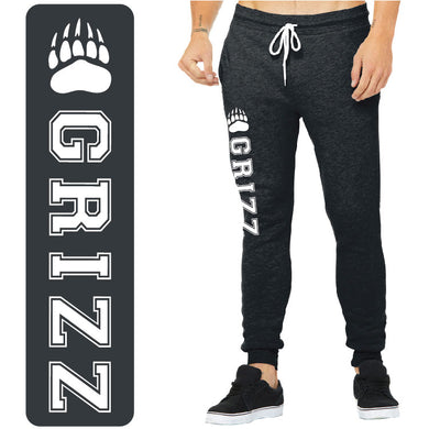 SKYLINE HS TENNIS – Unisex Jogger Sweatpants (Dark Grey Heather)