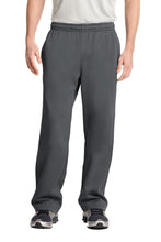 Load image into Gallery viewer, MADISON HS BASEBALL – Moisture-Wicking Fleece Pant (Smoke Grey)