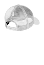 Load image into Gallery viewer, SKYLINE HS BASEBALL – Mesh Back Cap (White/White)