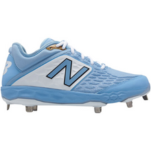 Load image into Gallery viewer, SKYLINE HS BASEBALL – New Balance Men's Low Metal Baseball Cleats (Columbia)