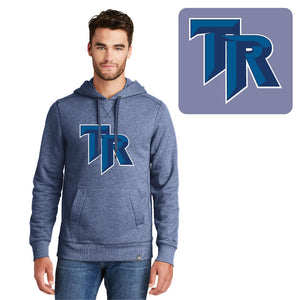 TRHS SOFTBALL – French Terry Pullover Hoodie (Dark Royal Twist)