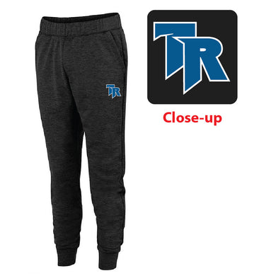TRHS TENNIS – 5562 – Jogger Pant (Heather Black)