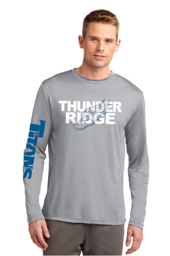 Thunder Ridge HS Track – Long Sleeve Tee **DRY FIT**