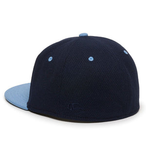 SKYLINE HS BASEBALL – OC Sports Navy Hat with Columbia Bill with Detailed Grizzly Head