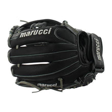 "Load image into Gallery viewer, Marucci BR450 Series 11.5"" Baseball Glove - Gumbo/Camel - 2018 Model"