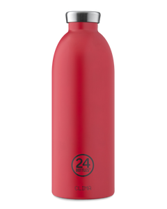 Borraccia 24 Bottles Clima Red 850 ml
