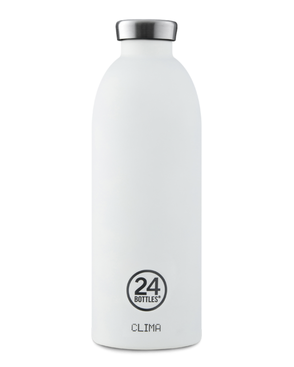 Borraccia 24 Bottles Clima White 850 ml