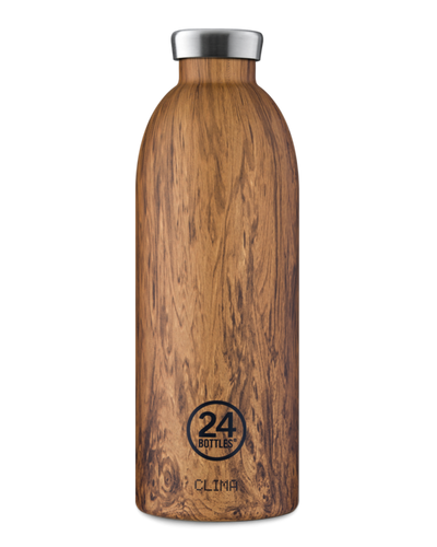 Borraccia 24 Bottles Clima Sequoia Wood 850 ml