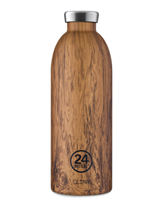 Borraccia 24 Bottles Clima Sequoia Wood 850 ml (4294841696341)