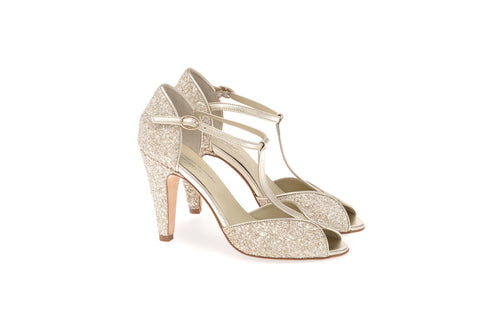 Anniel Butterflay Glitter Oro (4377240272981)