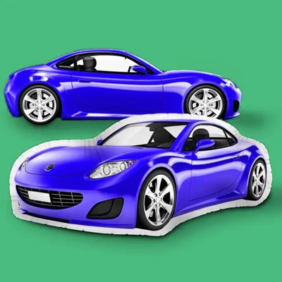 Custom Car Shaped Pillows for Car Lovers - The Pet Pillow