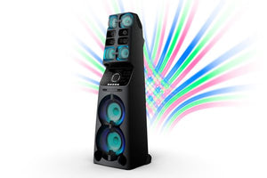 V90DW MUTEKI High Power Audio System