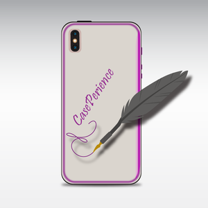 Cool Apple iPhone XS Case with a picture of your choice.