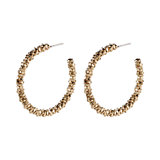 EARRINGS NOA HOOPS