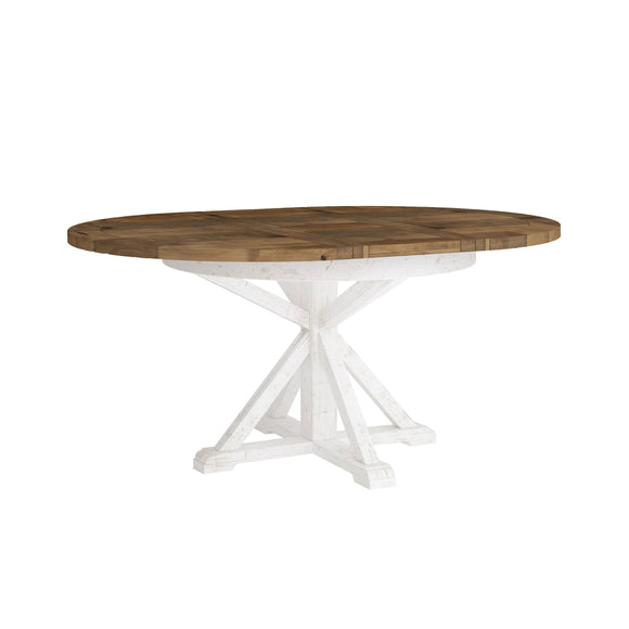 PROVENCE ROUND EXTENSION TABLE