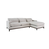PLUSH OXFORD RIGHT SECTIONAL SOFA