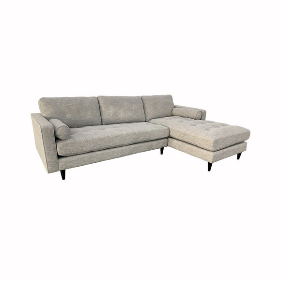 PLUSH GEORGIA RIGHT SECTIONAL SOFA