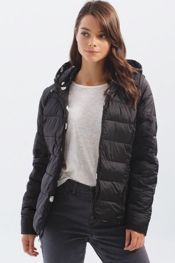 THREE WAY PUFFER JACKET