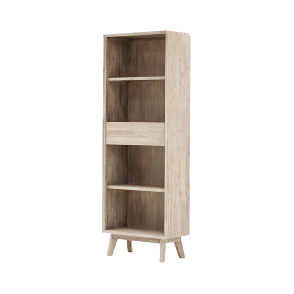 GIA NARROW BOOKCASE