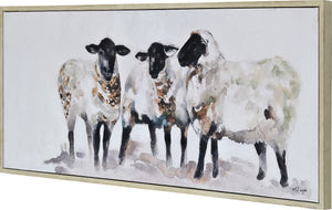 MOUTONS CANVAS