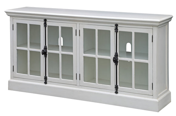 COVENTRY WHITE MEDIA CONSOLE