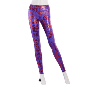 Zumba® Rhythms Long Leggings