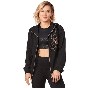 Strong By Zumba Performance Zip Up Jacket - SBZ