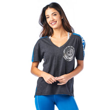Load image into Gallery viewer, Zumba® 2020 V Neck Top