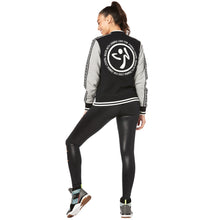 Load image into Gallery viewer, Zumba® Keep Dancing Bomber Jacket
