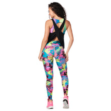 Load image into Gallery viewer, Babes Waves Zumba® Open Back Tank