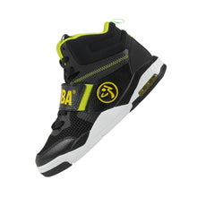 Load image into Gallery viewer, FOOTWEAR Zumba® Court Air  2.0  BOLD BLACK
