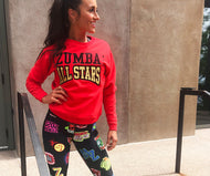 Zumba® All Stars Sweatshirt
