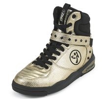 Load image into Gallery viewer, FOOTWEAR Zumba® Zumba Court Air  GOLD