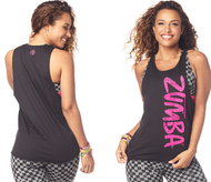 Zumba® Game Changer Loose Tank