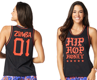 *** SHIP NOW *** Hip Hop Honey Jersey