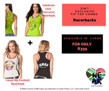 Load image into Gallery viewer, Celebrate I want my Zumba® ZIN™ Combo